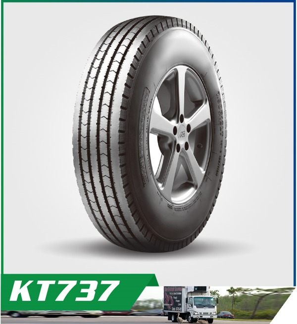 African Light Truck Tyre Popular Pattern KT737 7.50R16LT