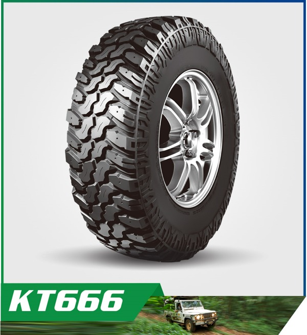 MT Cool Jeep Mud Tire KT666 Pattern for Mud Terrain