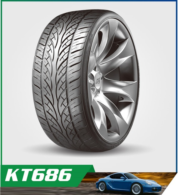 Low Rolling Resistance and Good Driving Experience
