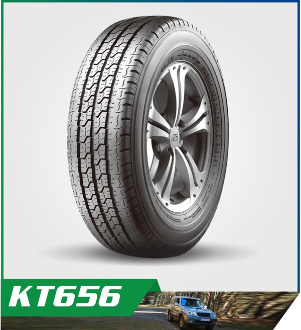 LTR Light Truck Tyres KT656 Pattern Mediem Duty Truck Vehicle