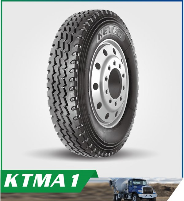 KETER Brand TBR KTMA1: super abrasion resistance and excellent fuel efficiency truck tires