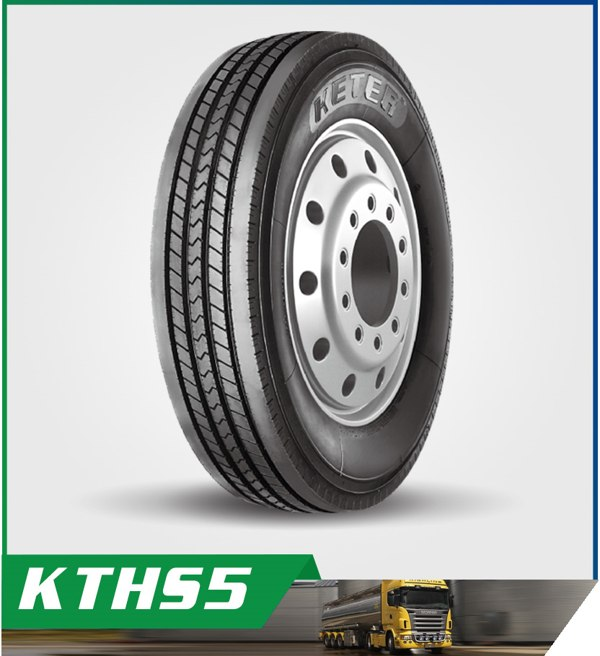 KETER TBR Truck Tyres – Straight groove pattern for light truck tire