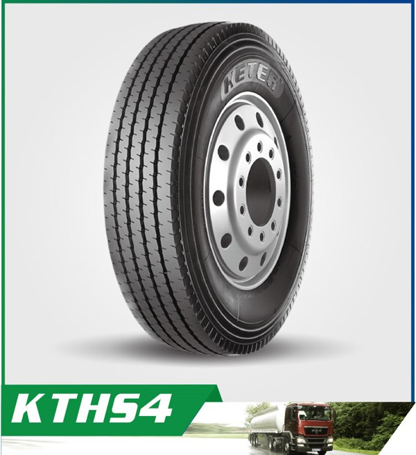 KETER TBR Truck Tyres – Straight Groove Pattern for Steer & Trailer