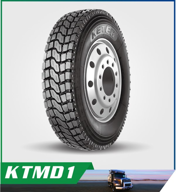 KETER brand KTMD1: Big Deep Block Provide Strong Traction and Braking Power