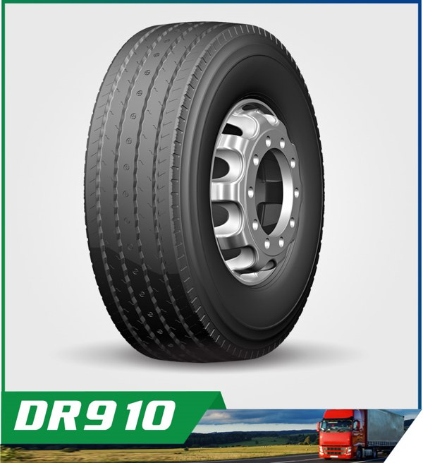 Keter EU Truck Tyre DR910 Pattern Which Was Used On Steer Position
