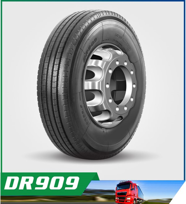 Keter Truck Tyre For Dr909 Pattern Which Was Used For Highway Road