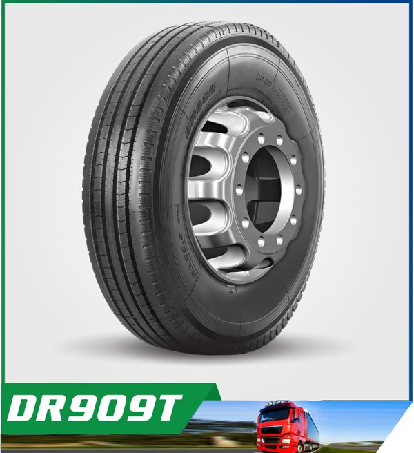 Keter Truck Tyre For DR909T Pattern Which Was Used For Highway Road