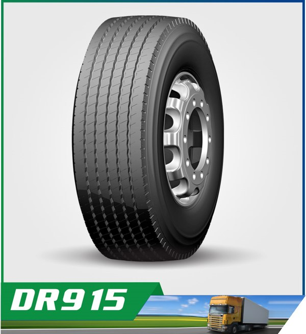 Keter Brand Truck Tyre DR915 With Excellent On The Load Capacity
