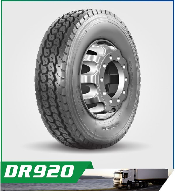 DR920 Applied On Normal And Urban Road, For Truck Driving Tire