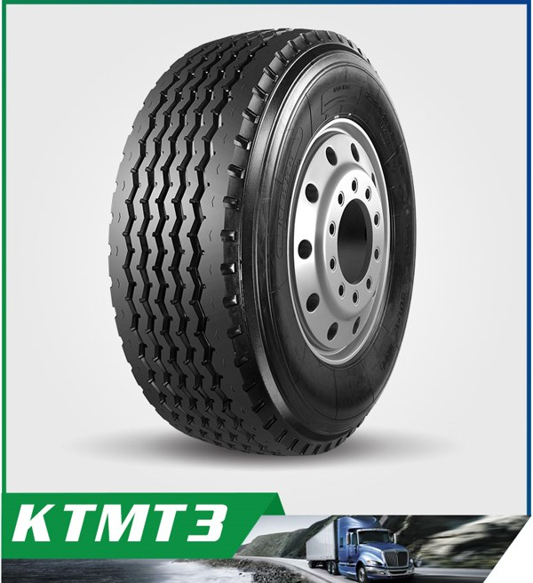 KTMT3 - Good Trailer Pattern with Excellent Traction and Draining Performance