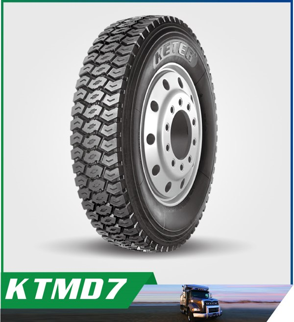 KETER brand KTMD7 with High Resistance Against Tread Cut