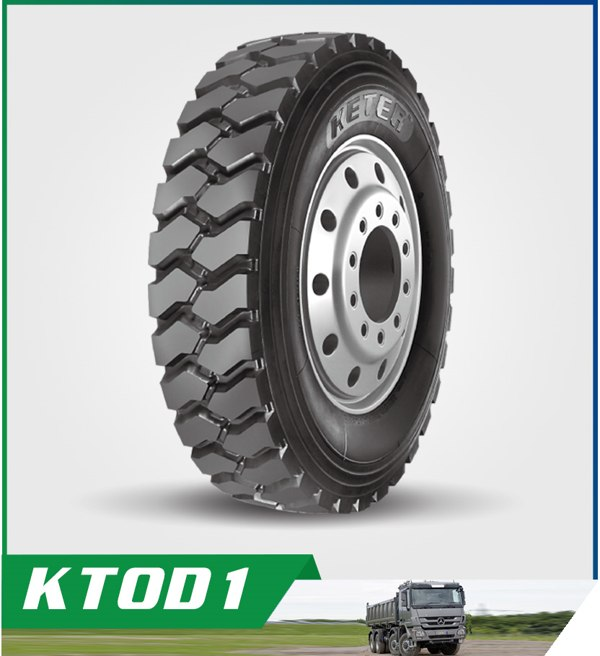 KTOD1 - Excellent off the road pattern with good superior driving performance