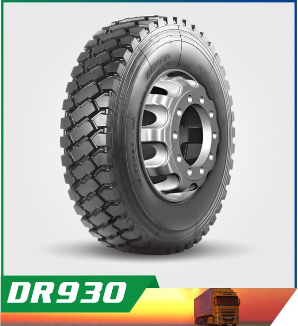 11R22.5, 315/80R22.5 Off Road Truck Tires