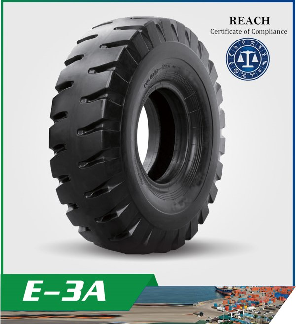 Port Use Tyre E-3A OTR Tyre 1800*25