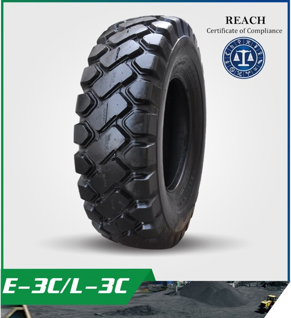 E-3C/L-3C Earthmoving Tires