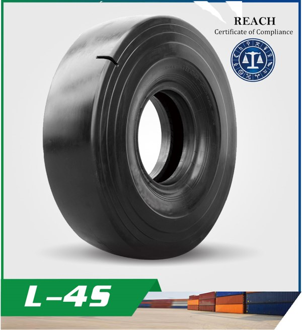 Chinese High Quanlity Forklift Truck Tires L4S