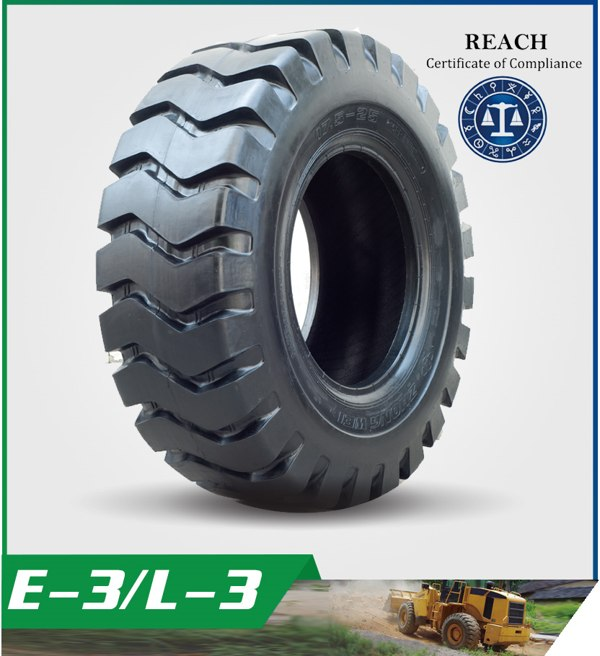 E3/L3 Off Road Tyre
