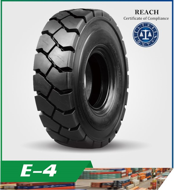E4 Pattern For Earthmover Tires