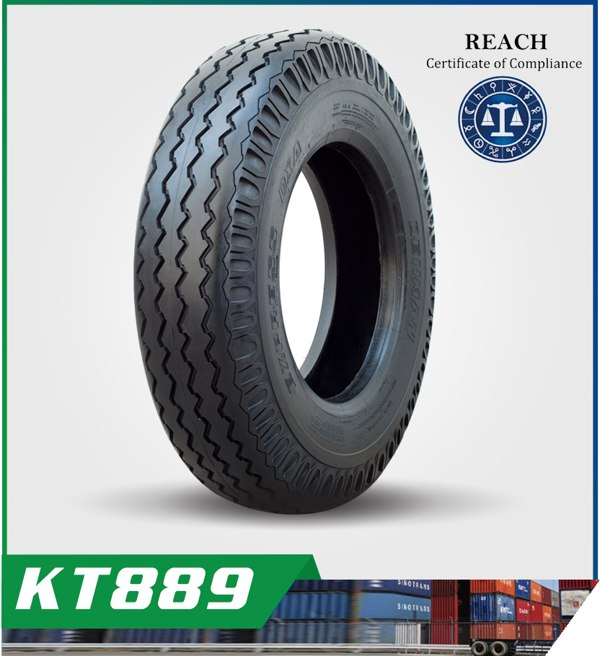 KT889 High Quality Trailer Radial Tyre With Excellent Performance