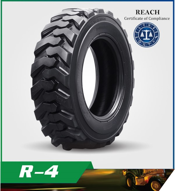 R-4 is Pattern for Keter Skid Steer Tyres