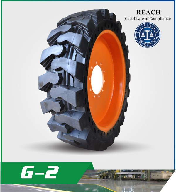 G-2 Pattern for Earthmover Tires