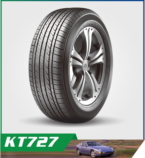 KT727 Family Car Comfortable Radial Car Tyre pattern