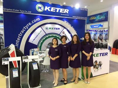 Keter team in Dubai Automechanika