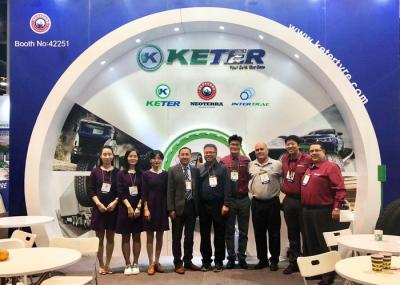 KETER TEAM in 2018 SEMA SHOW