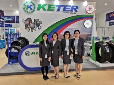 From June 10th to 12th, 2019, Keter Team attended the Automechanika Dubai 2019.